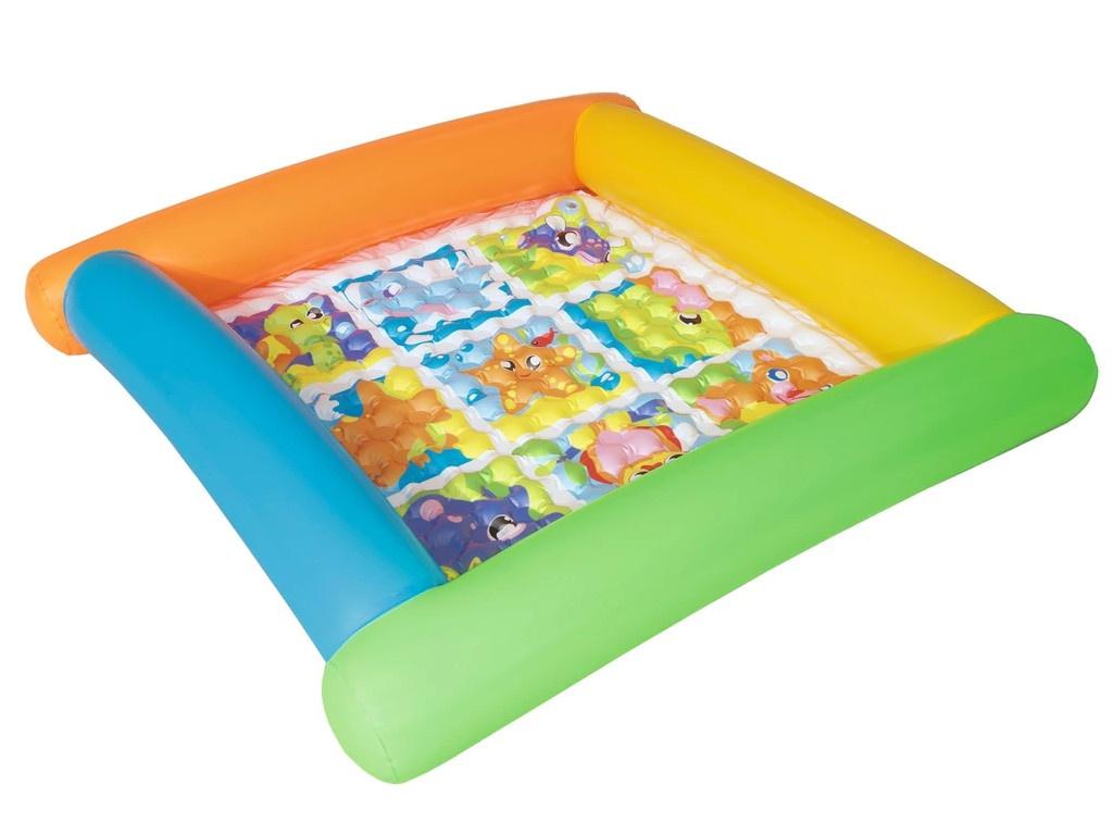Детский бассейн BestWay 132x132x23cm 52240 BW цена