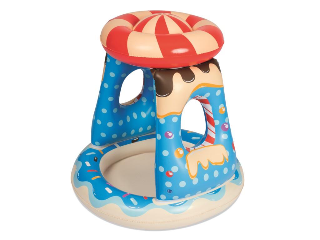 Детский бассейн BestWay Конфетка 91x91x89cm 52270 BW цена
