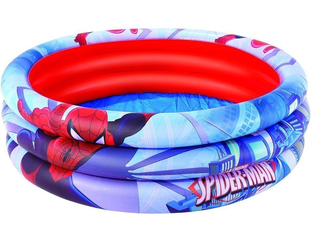 Детский бассейн BestWay Spider-Man 122x30cm 98018 BW