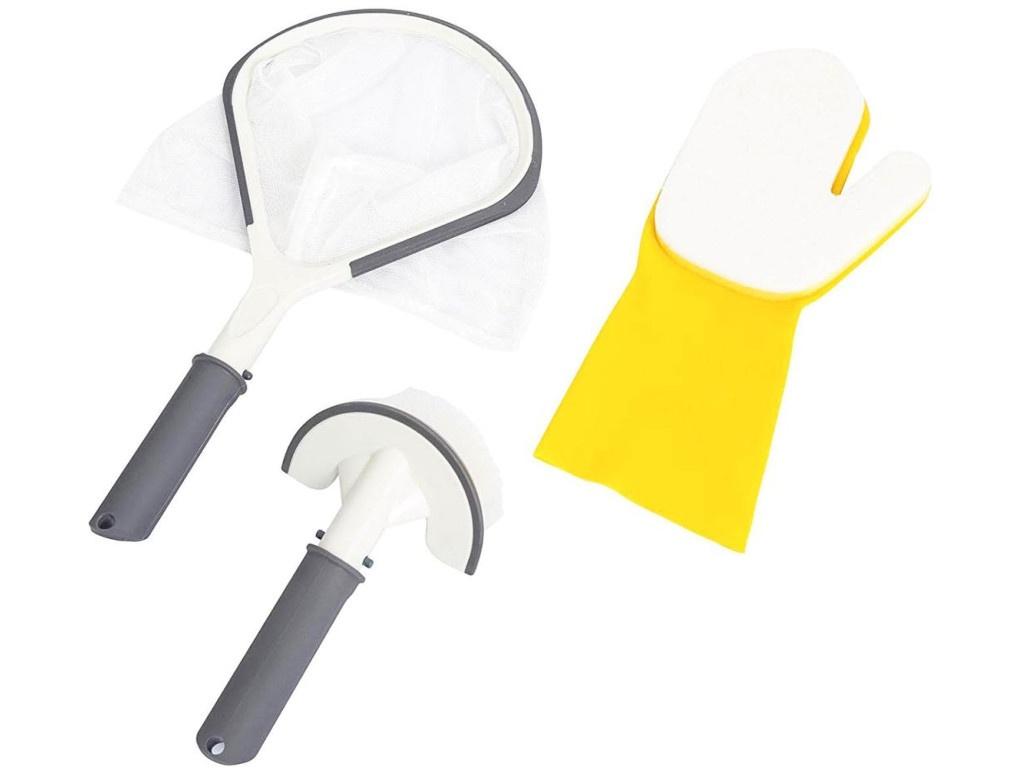 Набор для чистки SPA бассейна BestWay 58421 BW набор для чистки spa бассейна bestway 58421 bw
