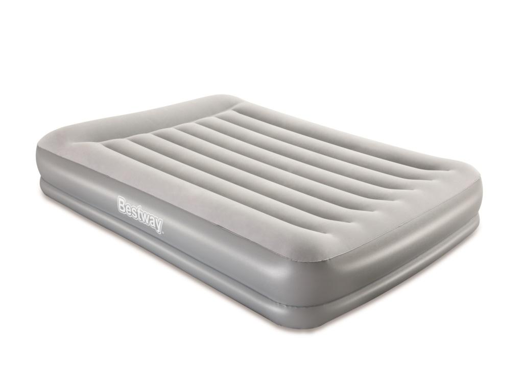 Надувной матрас BestWay Tritech Airbed 203x152x38cm 67632 BW матрас надувной bestway flocked air bed 67001 bw