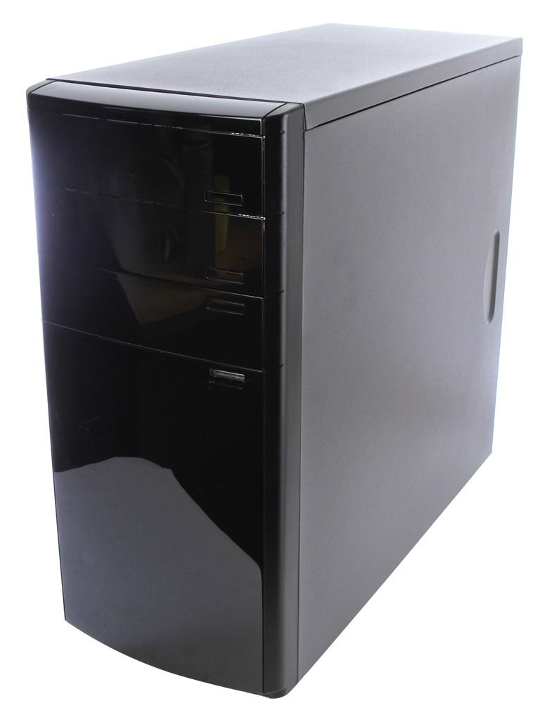 Корпус PowerCool S6015BK 500W