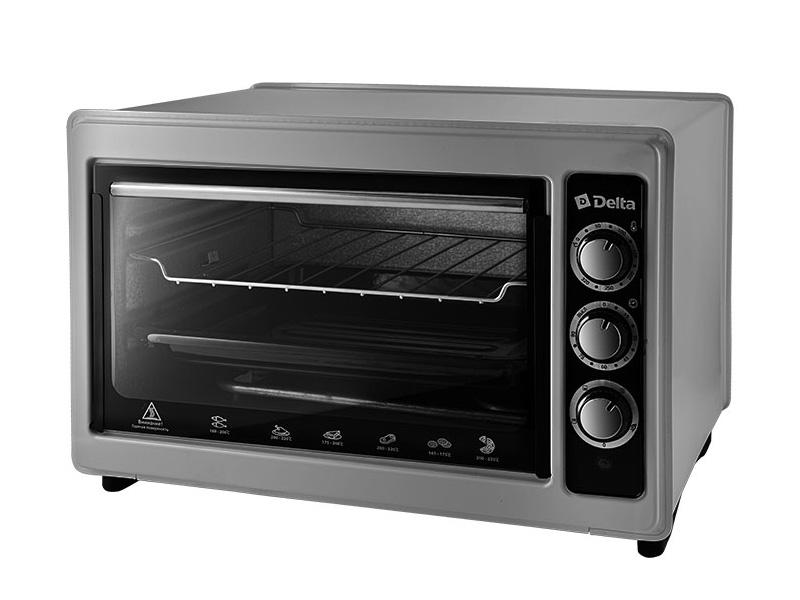 цена на Мини печь DELTA D-0124 Grey