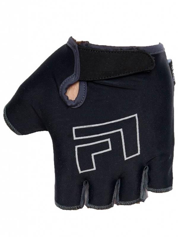 Велоперчатки Polednik F-1 р.11 XL Black POL_F-1_L_BLA