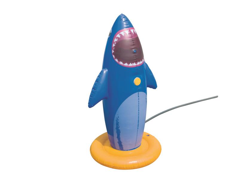 Надувная игрушка BestWay Боксёрская груша Акула 52246 BW