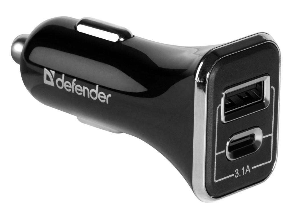 Зарядное устройство Defender UCC-33 83835