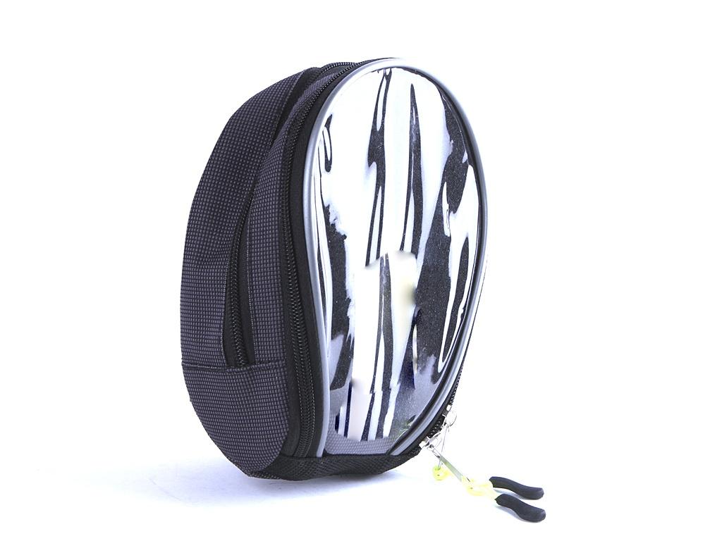 Велосумка Alpine Bags вс035.019.102 Dark-Grey