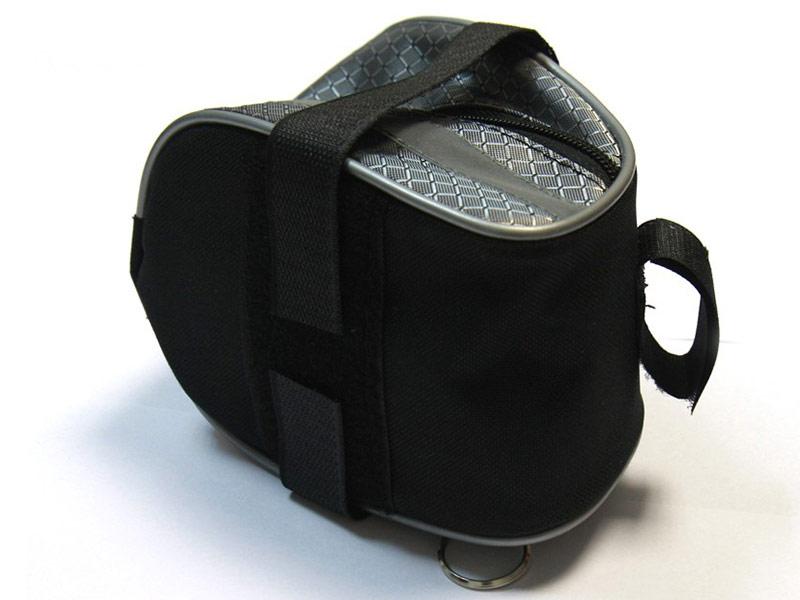 Велосумка Alpine Bags вс065.017.200 Black цена