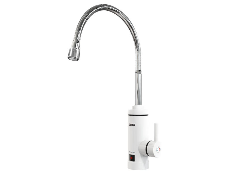 Кран мгновенного нагрева воды Zanussi SmartTap кран мгновенного нагрева воды as seen on tv с индикатором °с