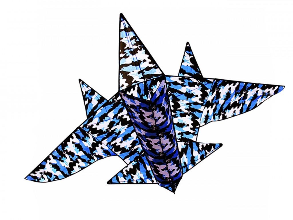 Воздушный змей Bradex Самолет DE 0436