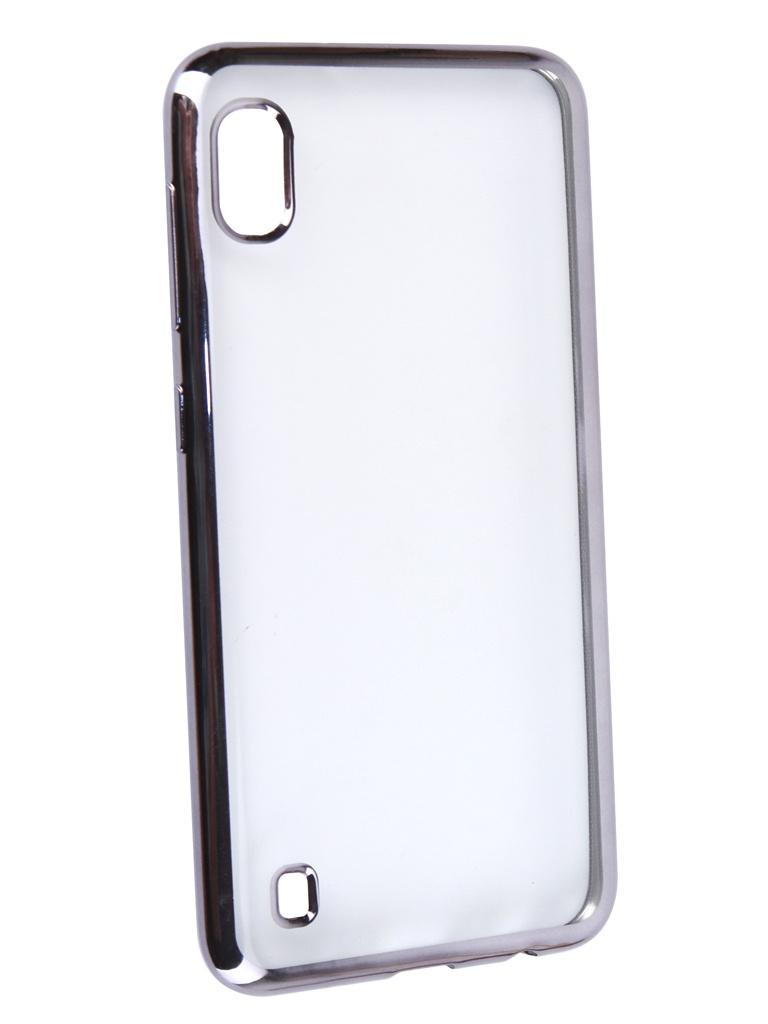 Аксессуар Чехол Activ для Samsung SM-A105 Galaxy A10 Pilot Black 101537