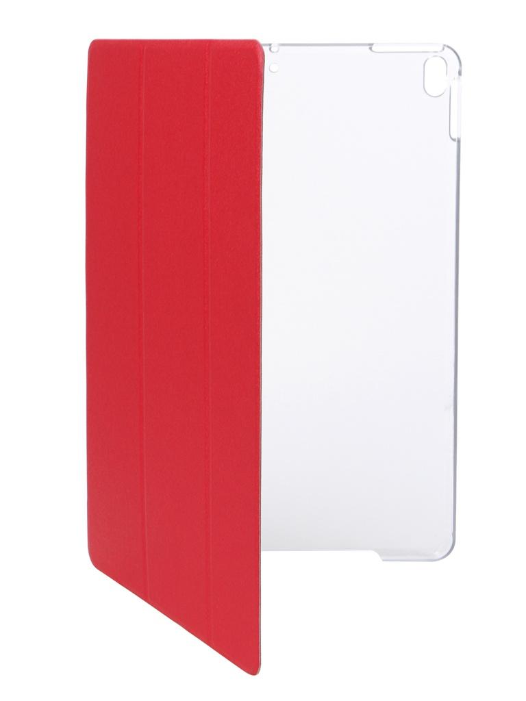 Аксессуар Чехол Activ для APPLE iPad Pro 10.5 TC001 Red 98811 аксессуар чехол накладка lg g4 stylus activ red mat 49558