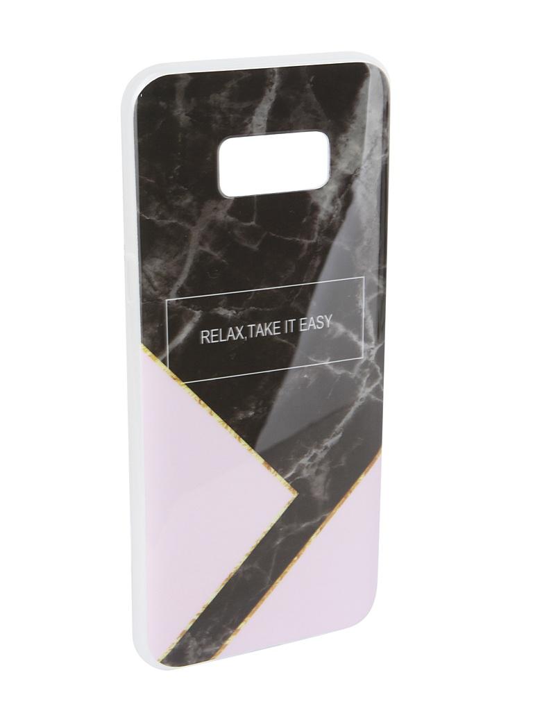Аксессуар Чехол Activ для Samsung SM-G955 Galaxy S8 Plus SC106 024 83481 смартфон samsung galaxy s8 plus sm g955 титан
