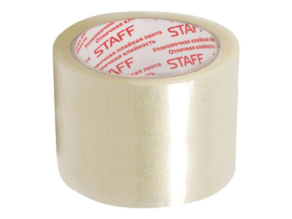 Клейкая лента Staff 72mm x 66m 440088