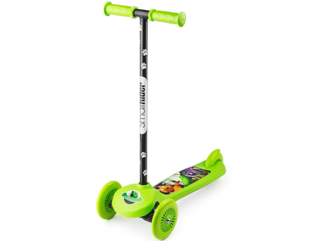 Самокат Small Rider Scooter CZ Green самокат small rider cosmic zoo scooter зеленый
