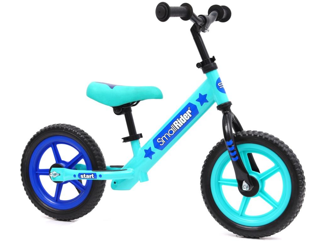 Беговел Small Rider Drive 2 EVA Aqua-Blue