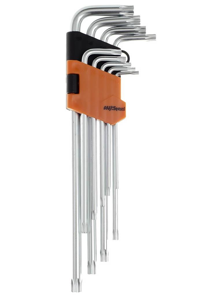 Набор ключей AV Steel Torx AV-369309