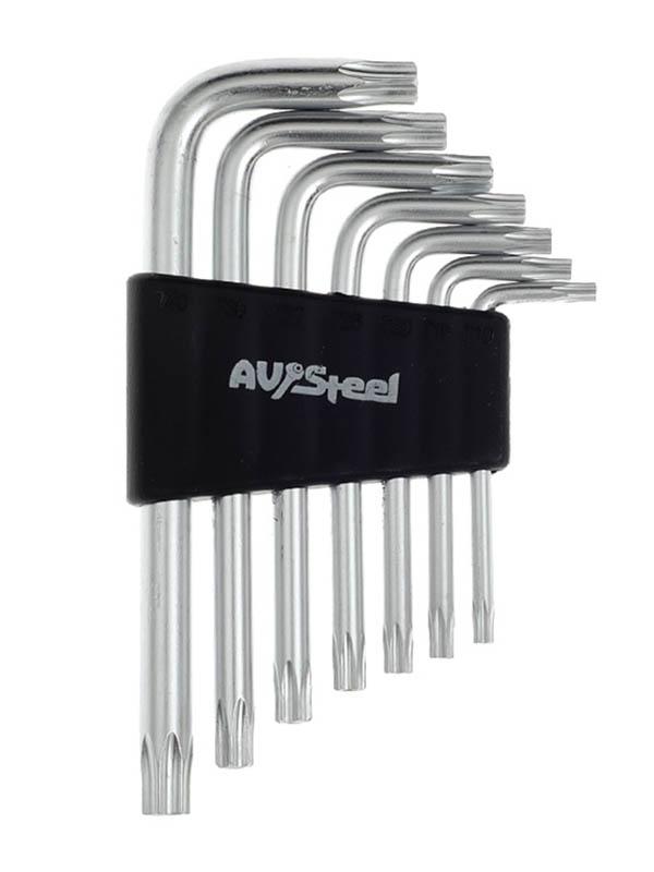 Набор ключей AV Steel Torx AV-367307