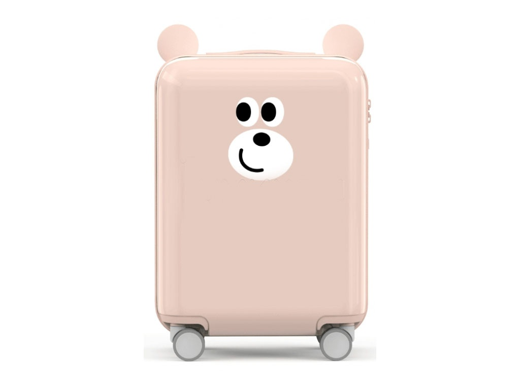 Чемодан Xiaomi Childish Little Ear Trolley Case Pink все цены