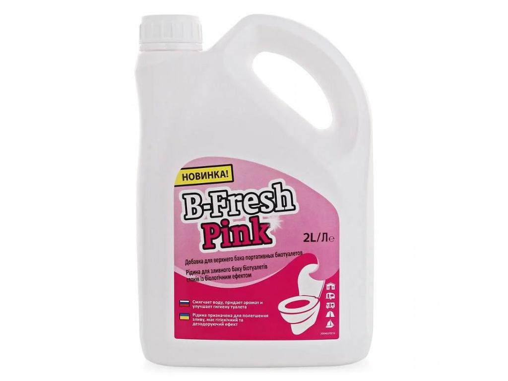 Туалетная жидкость Thetford B-Fresh Pink 2L