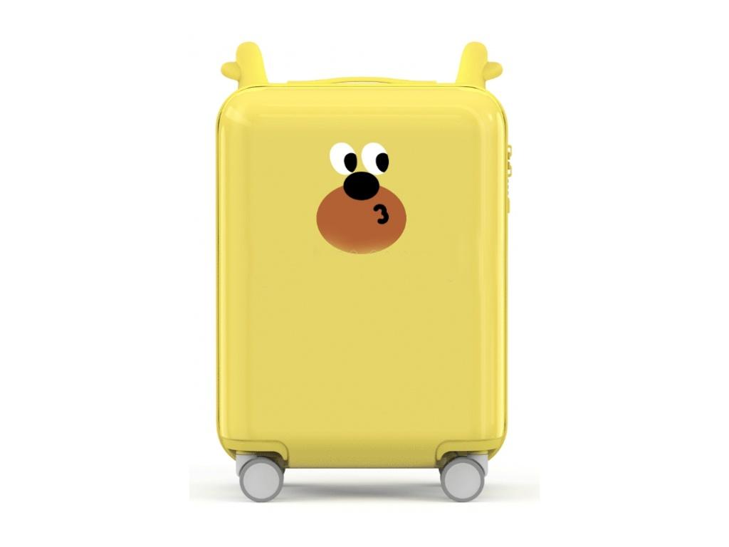 Чемодан Xiaomi Childish Little Ear Trolley Case Yellow все цены