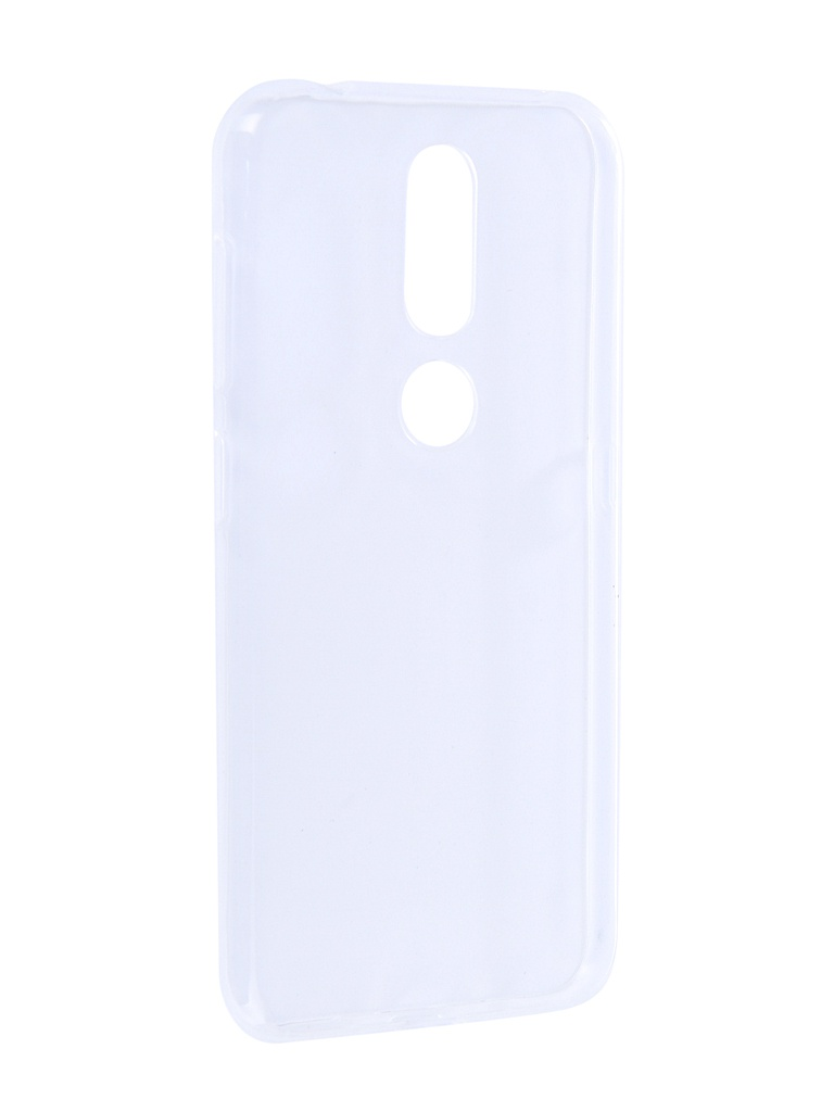 Чехол Zibelino для Nokia 4.2 2019 Ultra Thin Case Transparent ZUTC-NOK-4.2-WHT