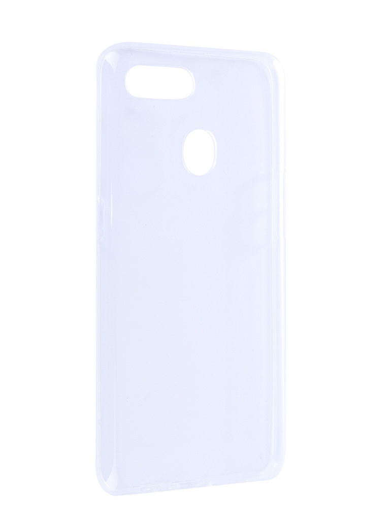 Аксессуар Чехол Zibelino для OPPO A7 / A5S / AX7 Ultra Thin Case Transparent ZUTC-OP-A7-WHT цена и фото