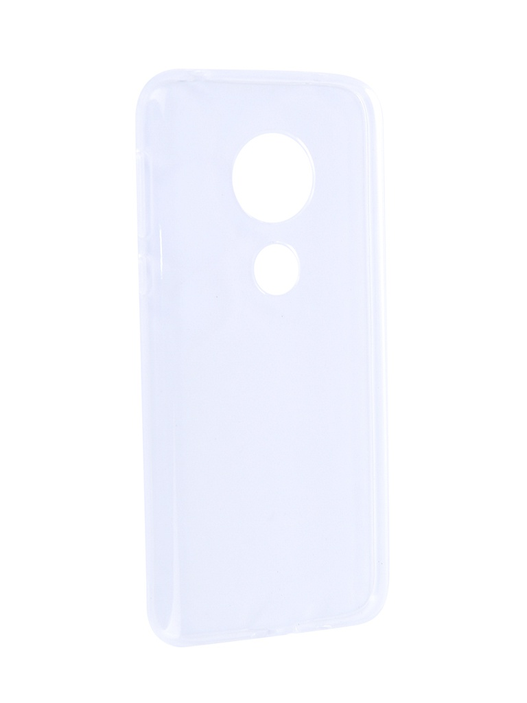 Чехол Zibelino для Motorola Moto G7 Play Ultra Thin Case Transparent ZUTC-MOTR-MOT-G7-PLY-WHT