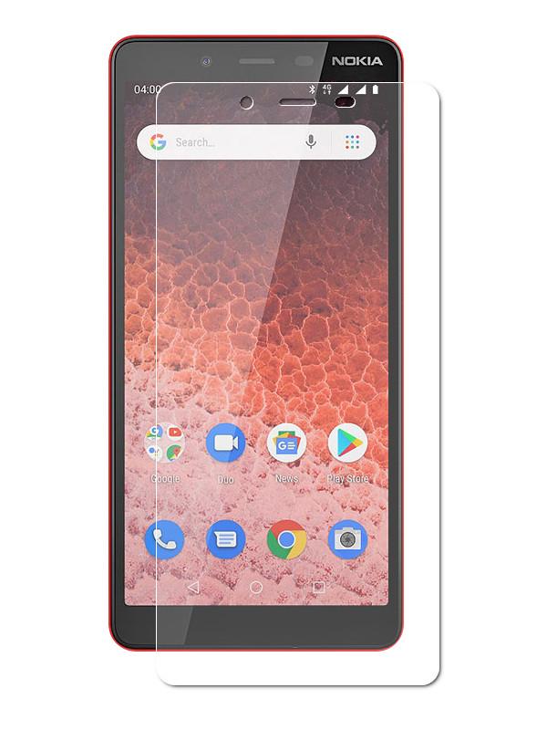 Аксессуар Защитное стекло Zibelino TG для Nokia 1 Plus 2019 ZTG-NOK-1-PL