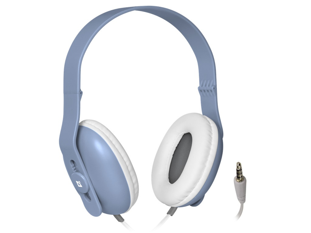 Наушники Defender Fancy 440 Light Blue 63441