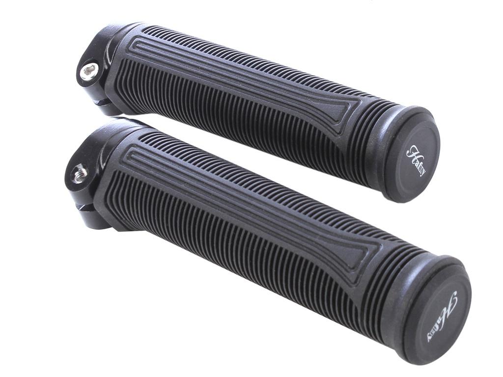 Грипсы Hafny HF-220 Black-Black