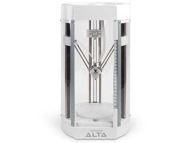 3D принтер Silhouette Alta SILHOUETTE-ALTA-4T-W