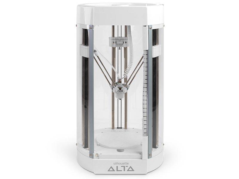 лучшая цена 3D принтер Silhouette Alta SILHOUETTE-ALTA-4T-W
