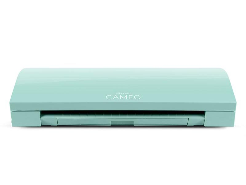 Плоттер Silhouette Cameo 3 Light Green цены