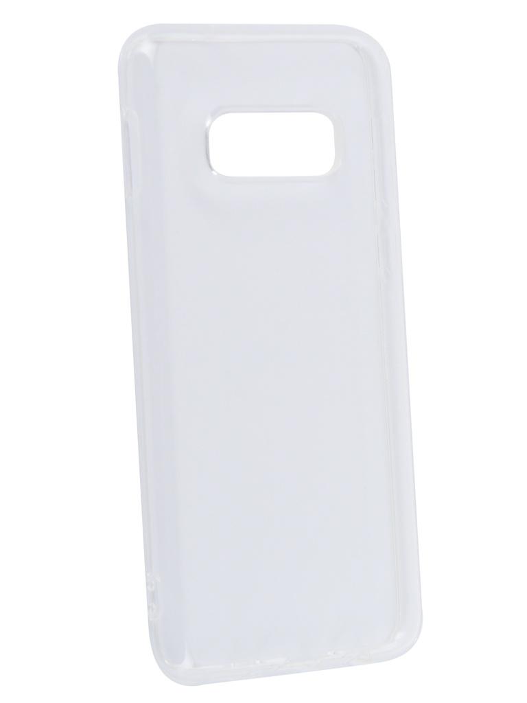 Аксессуар Чехол Gurdini для Samsung Galaxy S10E Silicone Ultra Twin 0.3m Transparent 908465 все цены