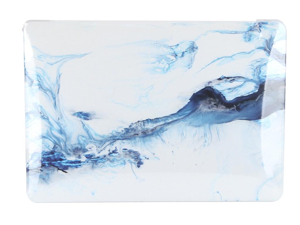 Фото - Аксессуар Чехол Gurdini для APPLE Macbook Air 13 New 2018 Plastic с рисунком стиль 1 908450 аксессуар чехол gurdini для apple macbook air 13 plastic с рисунком стиль 6 908436