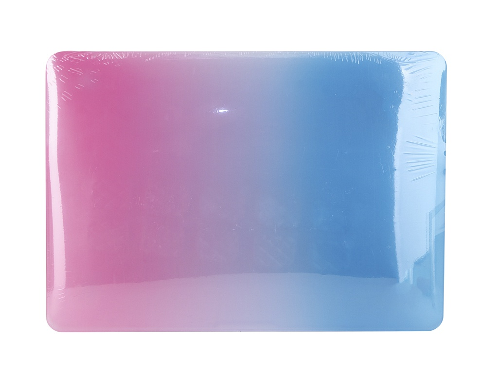 Аксессуар Чехол Gurdini для APPLE MacBook Air 13 Plastic с градиентом стиль 1 908458 аксессуар чехол gurdini lights series для apple ipad 9 7 2017 purple