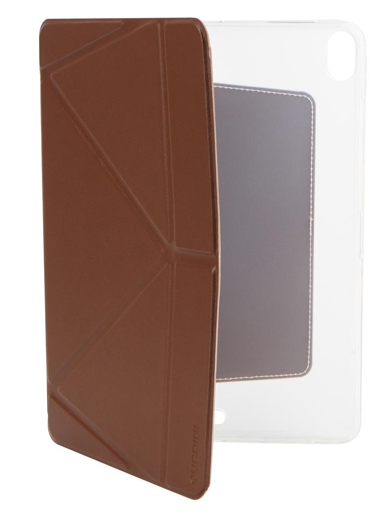 Аксессуар Чехол Gurdini для APPLE iPad Pro 2018 11 Lights Series Dark Brown 908405