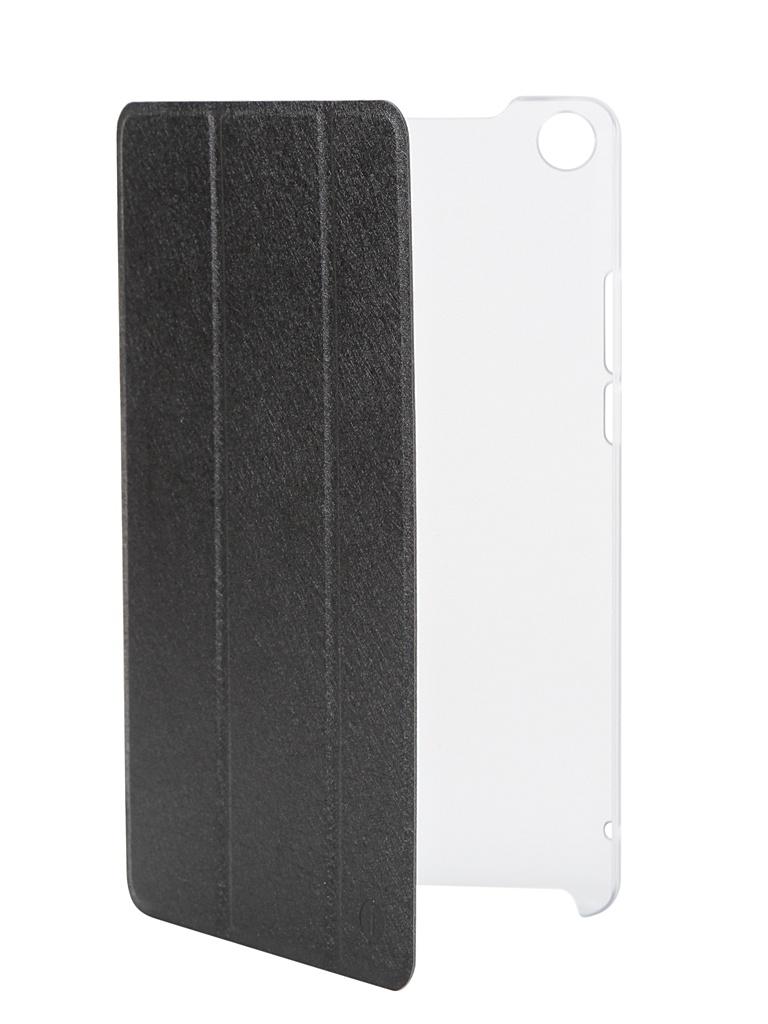 Аксессуар Чехол iNeez для Huawei Mediapad M5 Lite 8.0 2019 Smart Black 908409