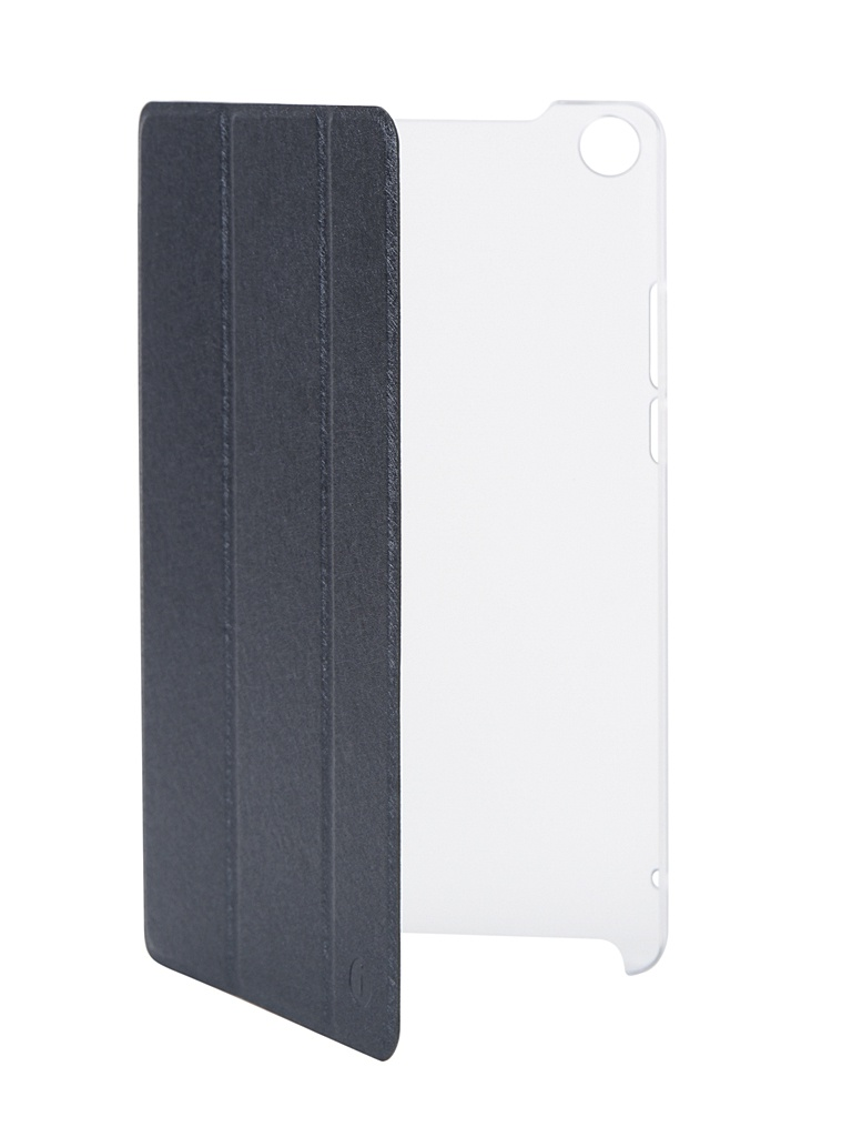 Аксессуар Чехол iNeez для Huawei Mediapad T5 8.0 Smart Dark Blue 908392
