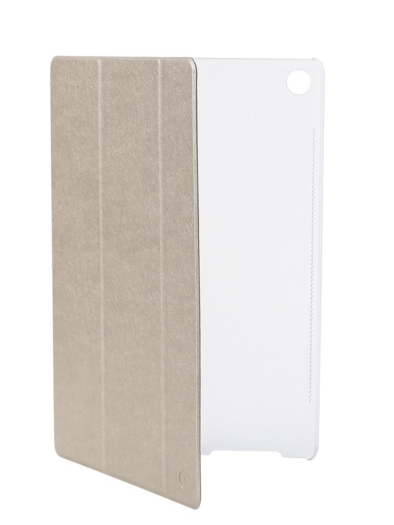 Аксессуар Чехол iNeez для Huawei Mediapad M5 / M5 Pro 10.8 Smart Champagne 908223 аксессуар чехол ineez для xiaomi mi pad 4 plus smart 10 1 champagne 908207
