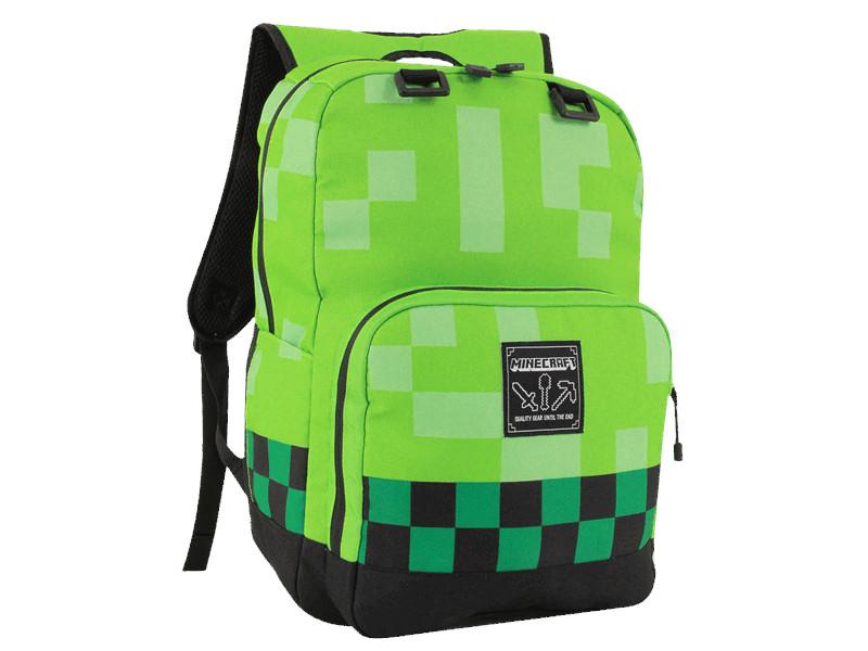 Рюкзак Minecraft Creeper Green 55772