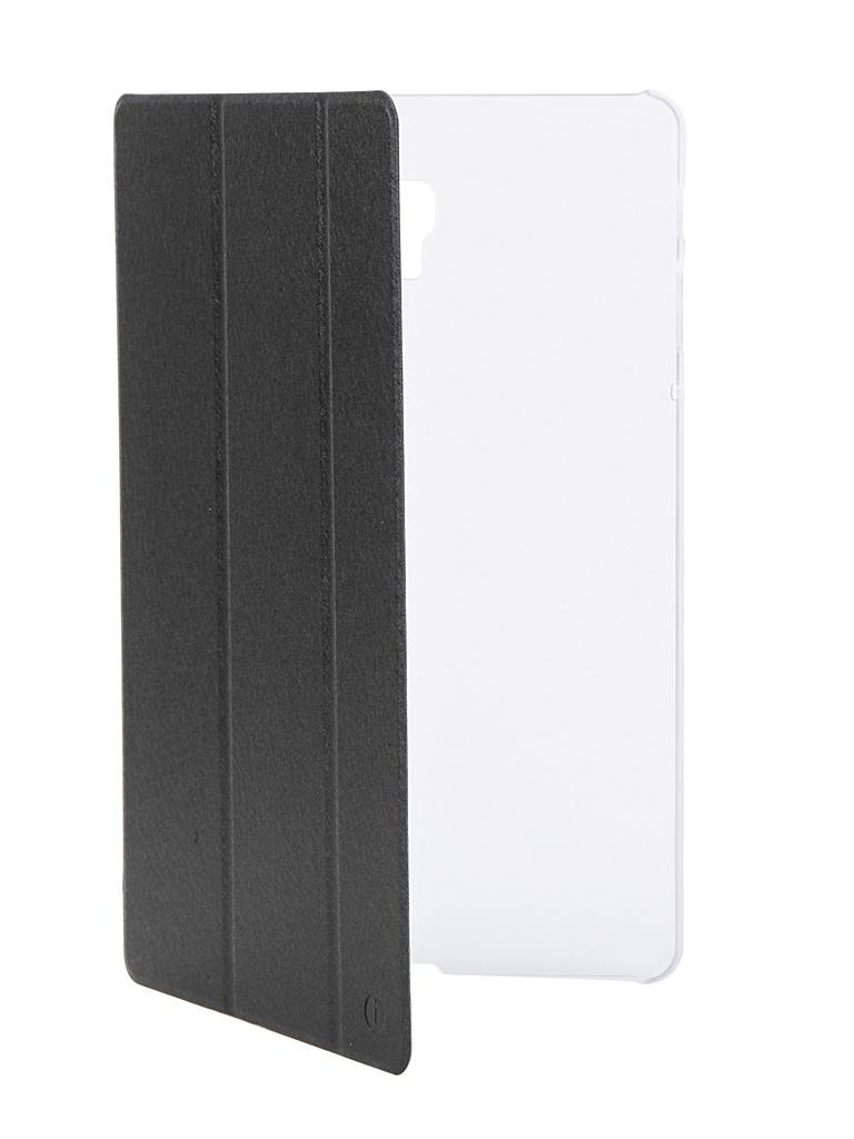 Аксессуар Чехол iNeez для Samsung Galaxy Tab A 10.5 T590 / T595 Black 908232 аксессуар чехол samsung j3 2017 j330f zibelino clear view black zcv sam j330 blk