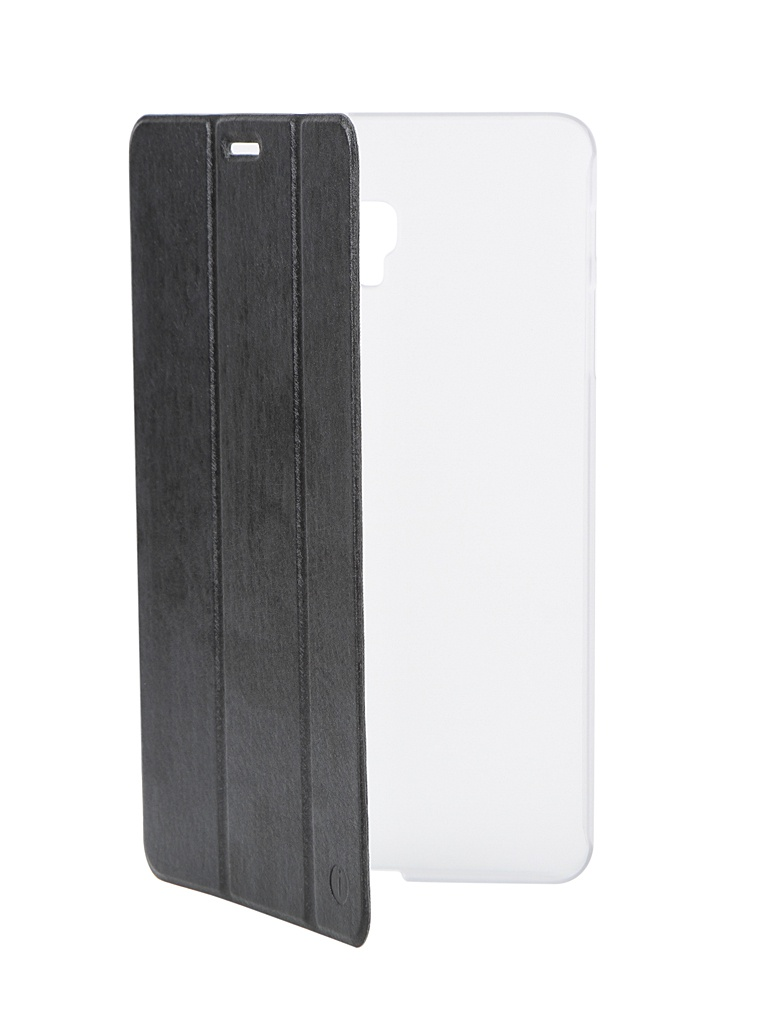 Аксессуар Чехол iNeez для Samsung Galaxy Tab A 8.0 SM-T385 Black 908231 аксессуар чехол zibelino для samsung galaxy tab a 8 0 sm t385 black zt sam t385 blk