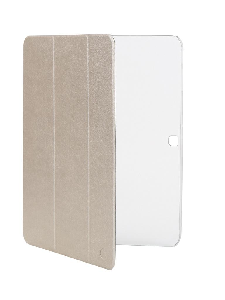 Аксессуар Чехол iNeez для Samsung Galaxy Tab 4 10.1 T530 / T531/ T5 Champagne 908227