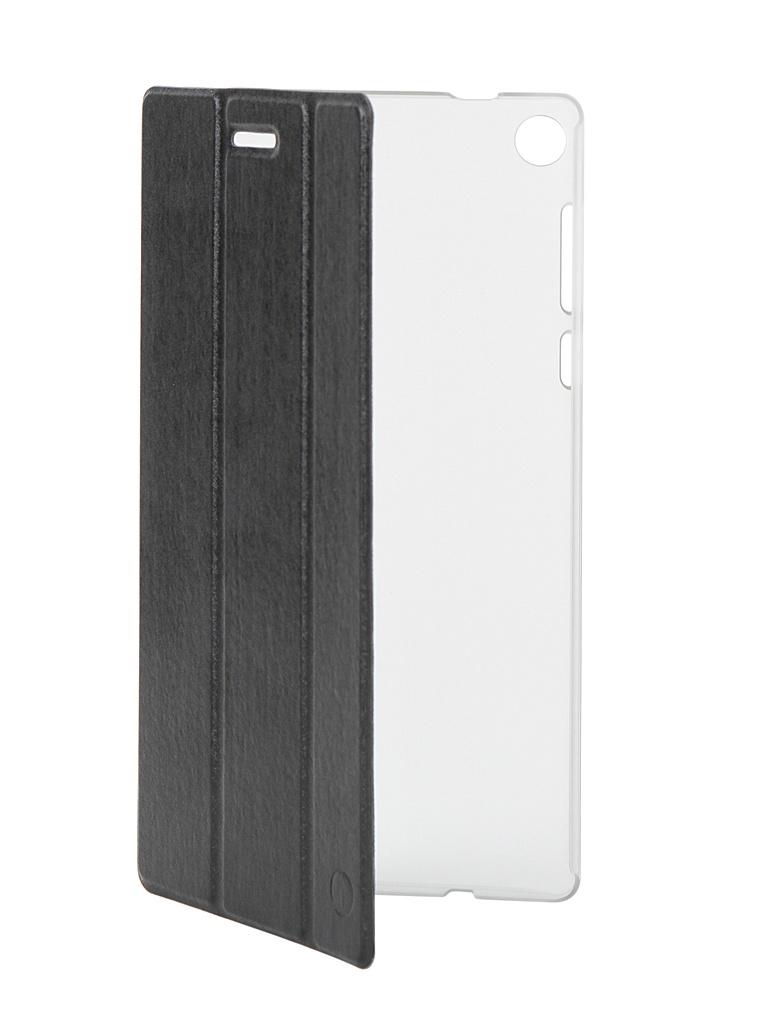 Аксессуар Чехол iNeez для Lenovo Tab 3 7.0 730 Black 908216
