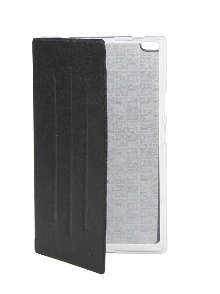 Аксессуар Чехол iNeez для Lenovo Tab 4 8.0 Black 908215 цена
