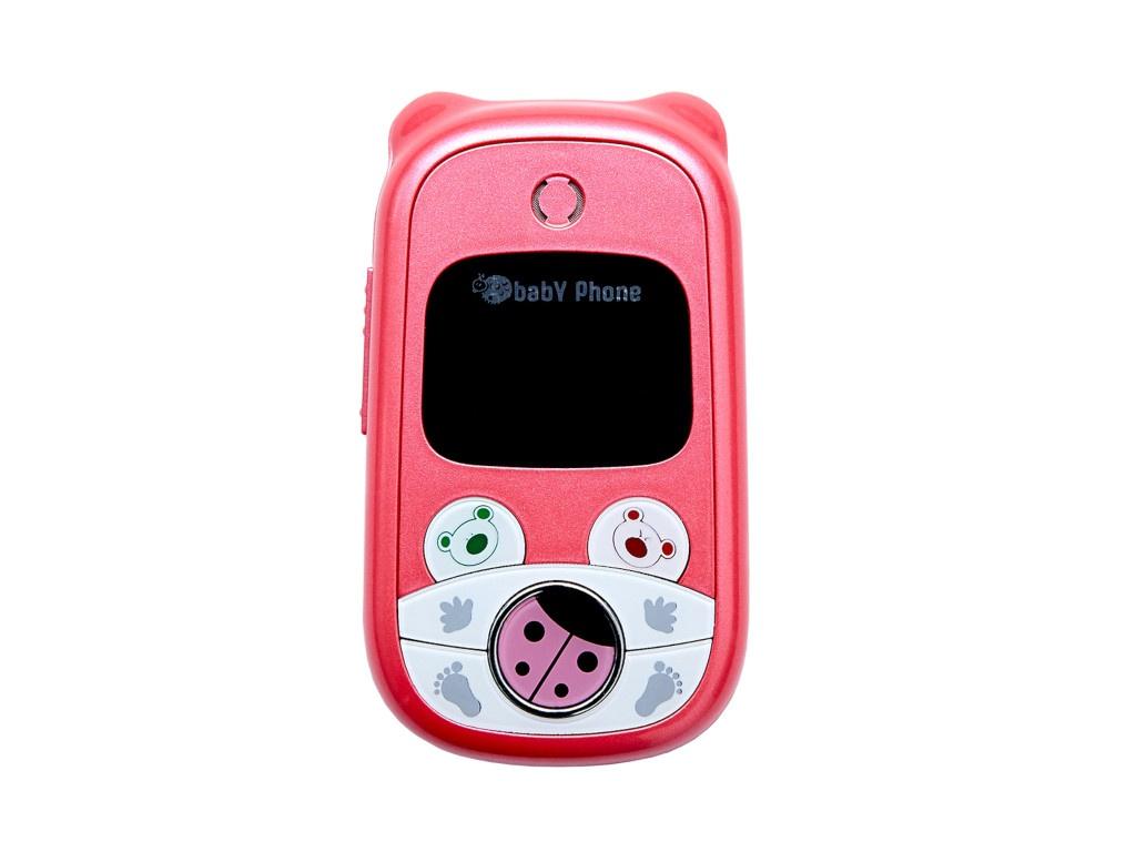 Сотовый телефон BabyPhone Pink 56787