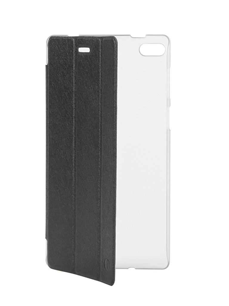 Аксессуар Чехол iNeez для Lenovo Tab 4 TB-X7304 8.0 Black 908210
