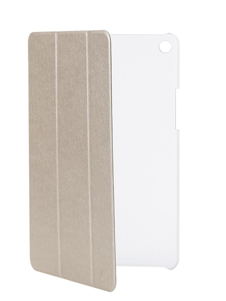 Аксессуар Чехол iNeez для Xiaomi Mi Pad 4 Plus Smart 10.1 Champagne 908207